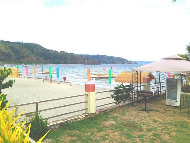 Subic Grand Seas Resort Beach