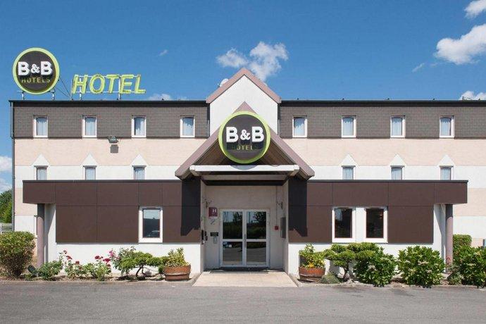 B&B Hotel Dijon Nord