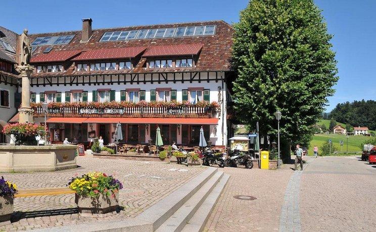 Hotel Hirschen Sankt Peter