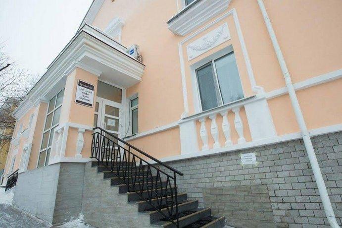 Brigantina Hotel Khabarovsk