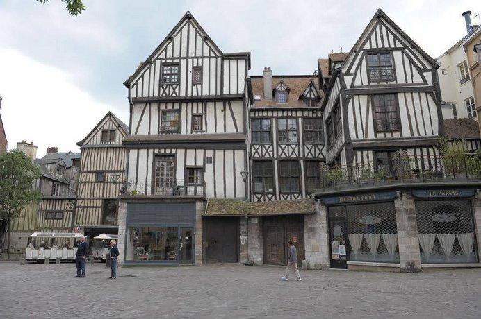Hôtel De La Cathédrale Rouen