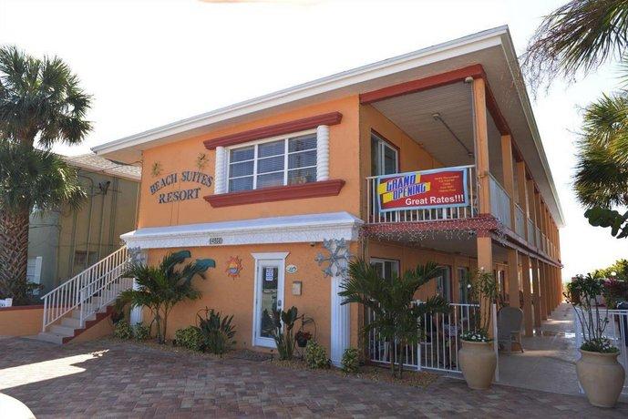 Beach Suites Resort