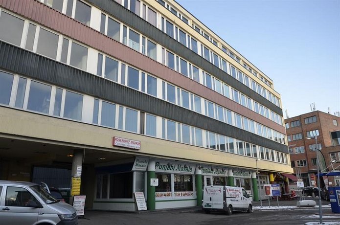 Forenom Apartments - Carl Berners plass