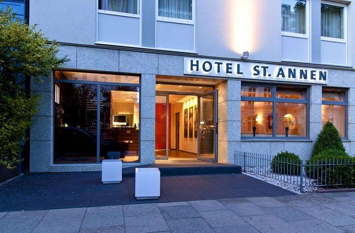 Hotel St Annen