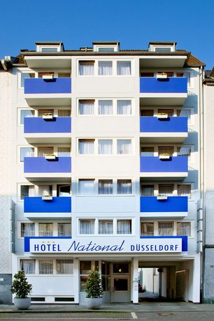 TipTop Hotel National Dusseldorf