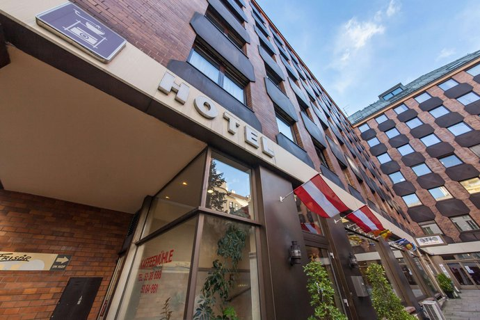 Novum Hotel Kaffeemuhle Vienna