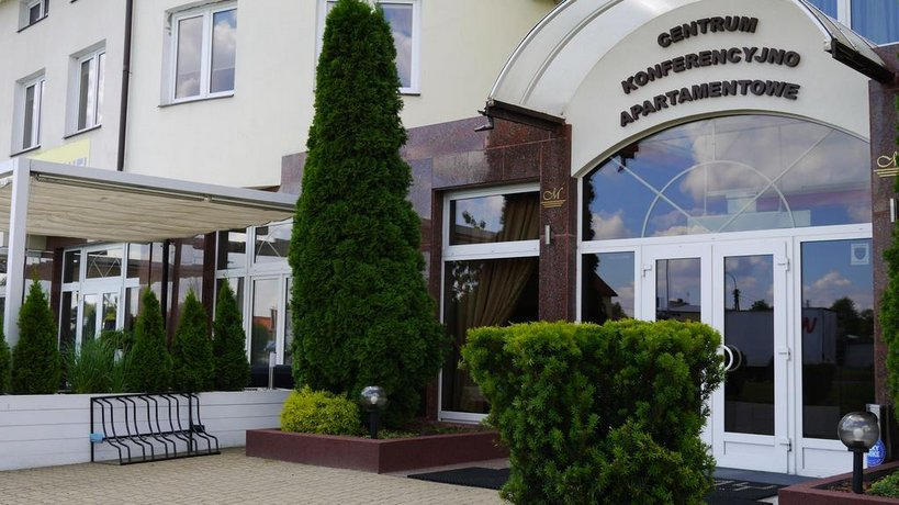"""Centrum Konferencyjno Apartamentowe """"Mrówka"""""""