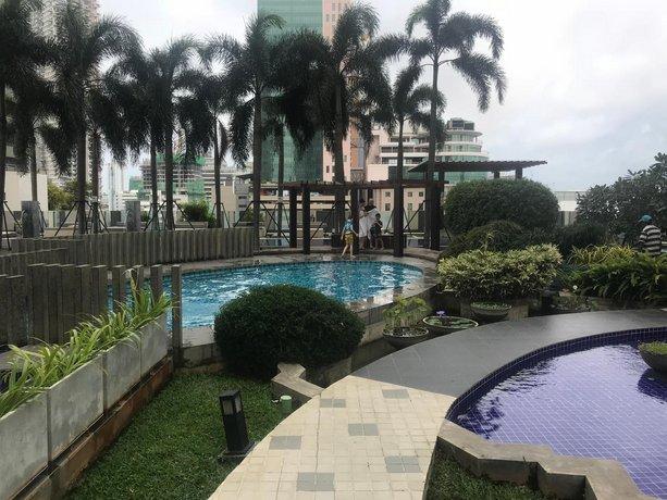 Resort style on320 Residency