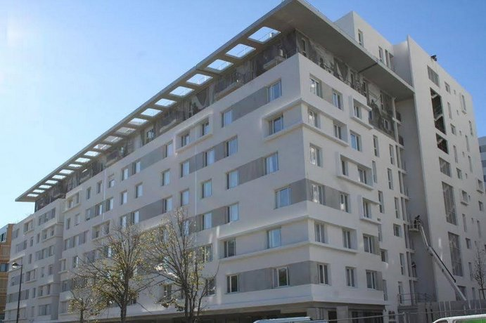 Montempo Apparthotel Marseille Centre Euromed