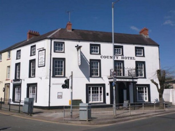 The County Hotel Haverfordwest
