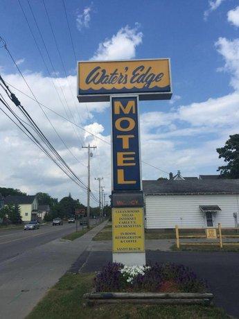 Waters Edge Motel