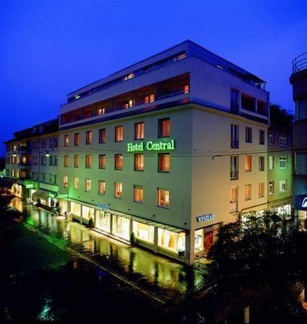 Hotel Central Bregenz