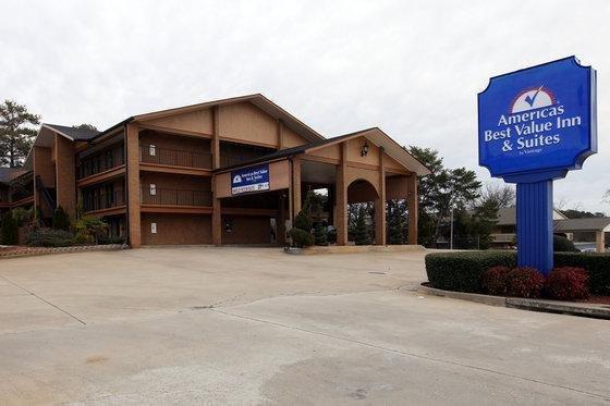 Americas Best Value Inn & Suites Atlanta Jonesboro Georgia