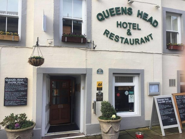 Queens Head Hotel Berwick-upon-Tweed