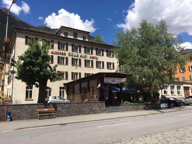 Hotel Des Alpes Airolo