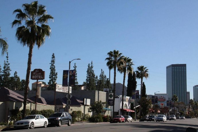 Hotels Near Universal Studios >> El Royale Hotel Near Universal Studios Hollywood Los Angeles