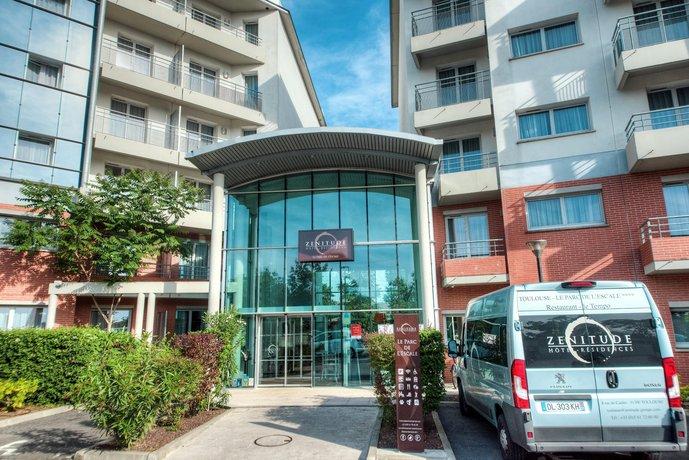 Zenitude Hotel-Residences Le Parc de l'Escale