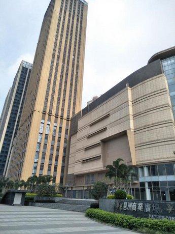 Guangzhou Ang Da Pa Zhou Apartment