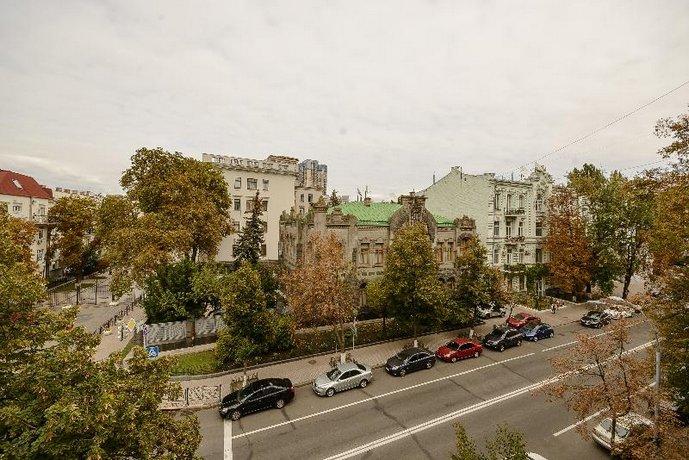 KievAccommodation Apartment on Luteranskaya