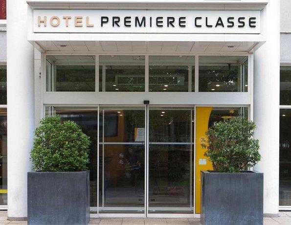 Premiere Classe Roissy Villepinte Parc des Expositions Villepinte