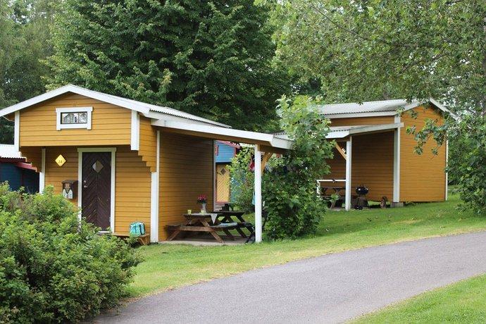 Bjorkbackens Stugby - Campground