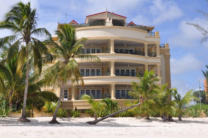 3 White Sands Beach Villas
