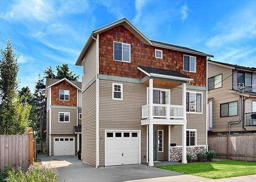 Ballard Northwesterner - Three Bedroom Townhome