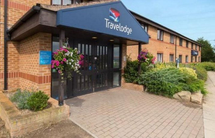 Travelodge Hotel Thorpe on the Hill Lincoln England