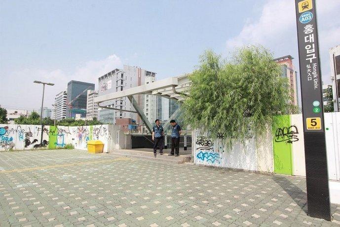 Cocoonstay Hongik Univ Station