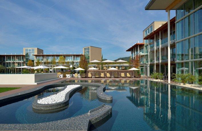 2-Sterne Aqualux Hotel Spa & Suite
