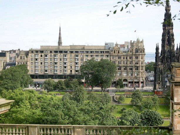 Mercure Edinburgh City Princes Street Hotel