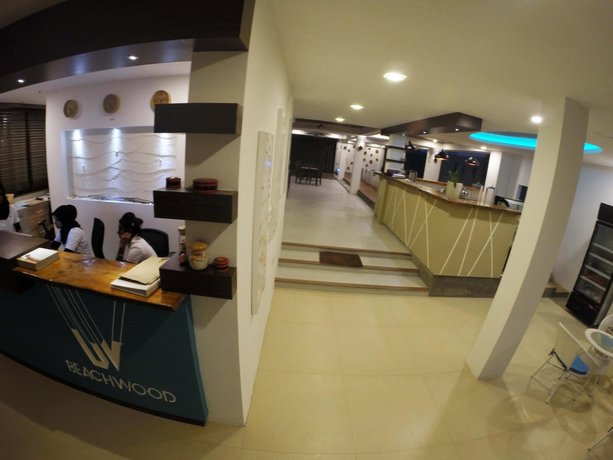 About Beachwood Hotel Maafushi