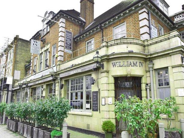 The William IV London
