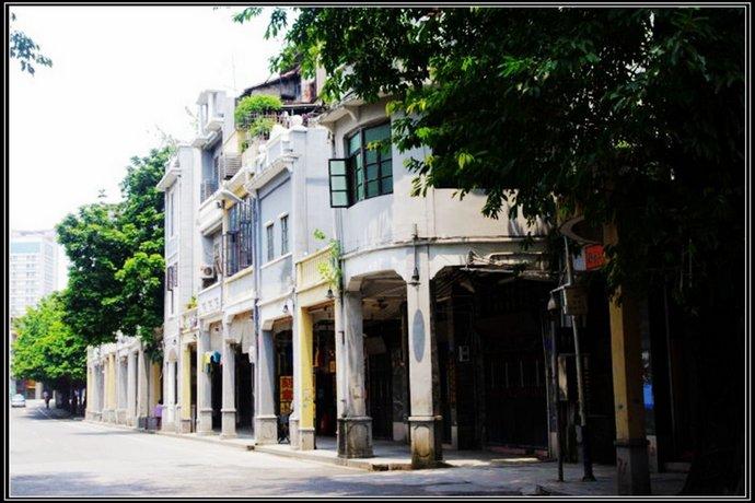 GuangZhou Shan Dong Building LuYue Hotel