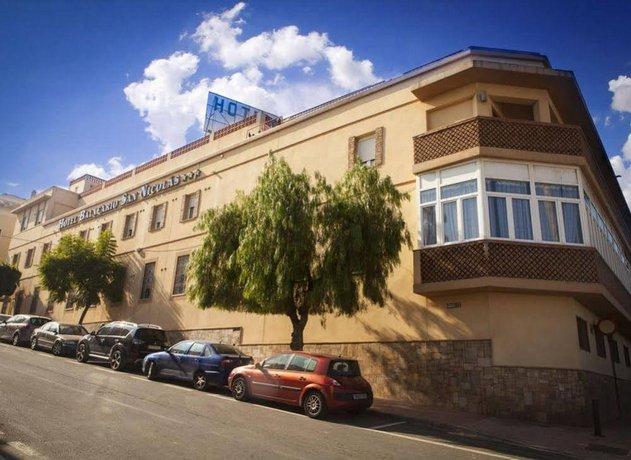 Balneario San Nicolas