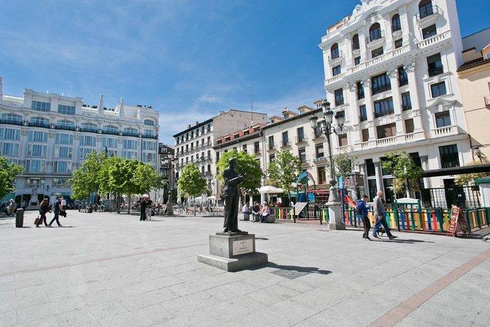 Hostal Madrid Star
