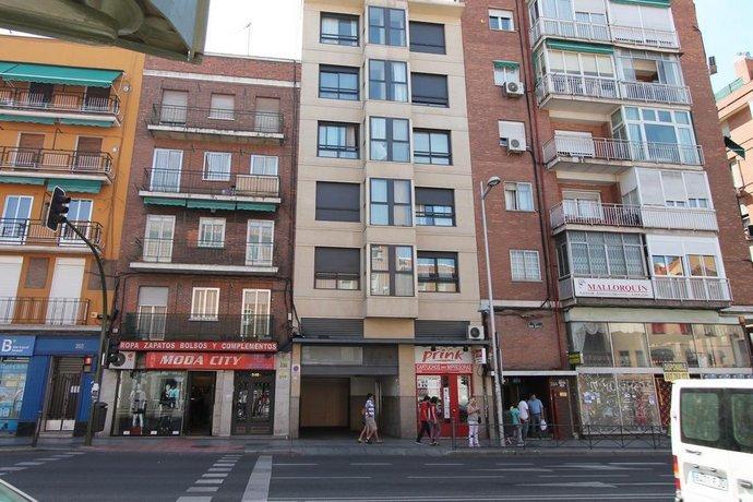 Apartamentos Plaza Castilla
