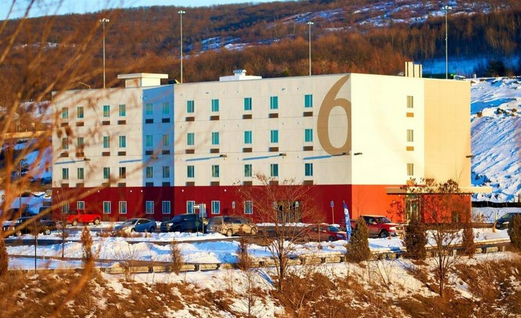 Motel 6 Wilkes-Barre Arena