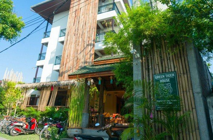 Green Tiger Vegetarian House