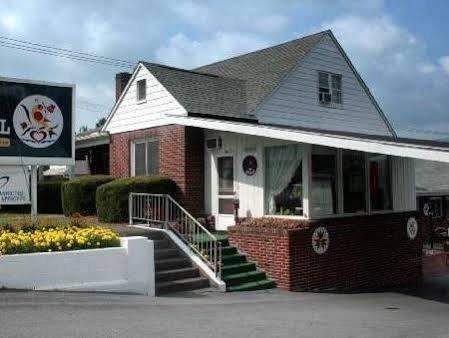 Judys Motel Bedford Pennsylvania