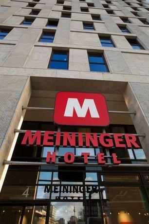 MEININGER Hotel Berlin East Side Gallery