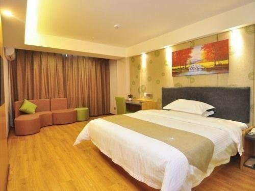 GreenTree Inn Kunming Expo Garden Southwest Forestry University Hotel