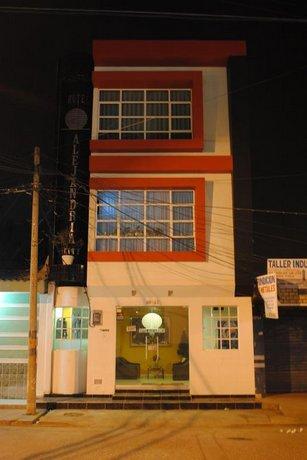 Hotel Alejandria city