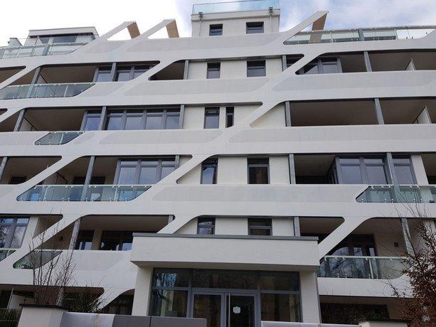 CityApartments Dusseldorf City