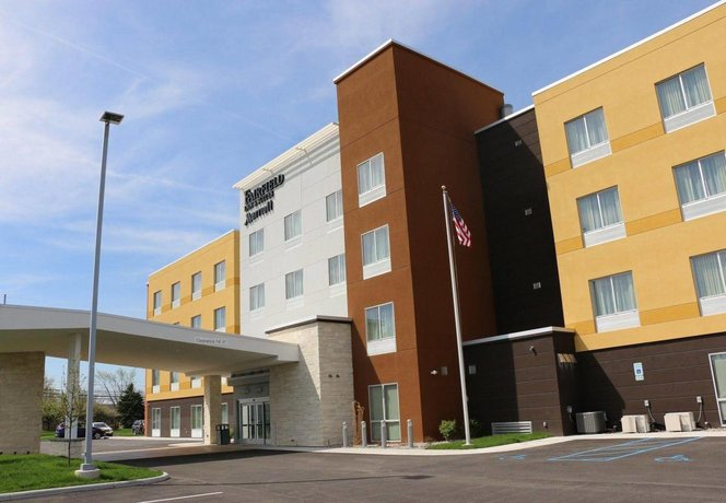 Fairfield Inn & Suites by Marriott Bowling Green Bowling Green