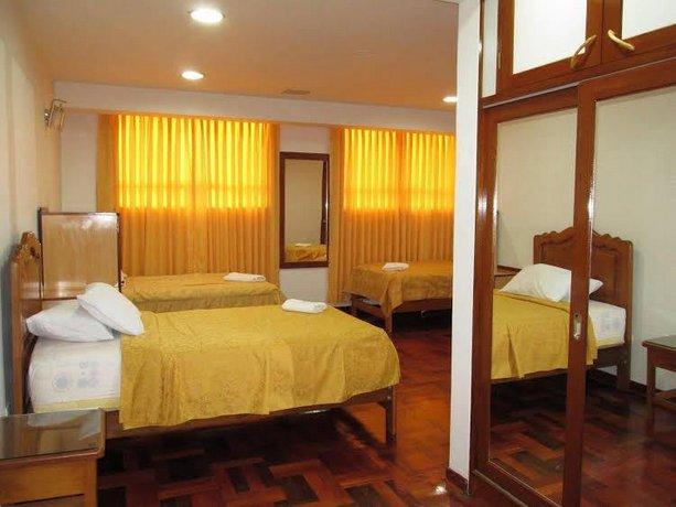 Hotel Panamericano Lima