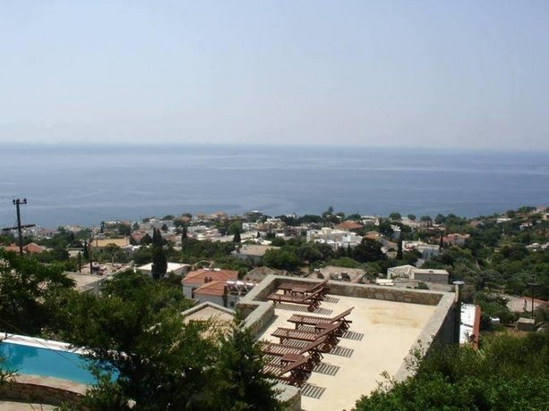 Pyrgos Exclusive Boutique Villas Agios Kirykos