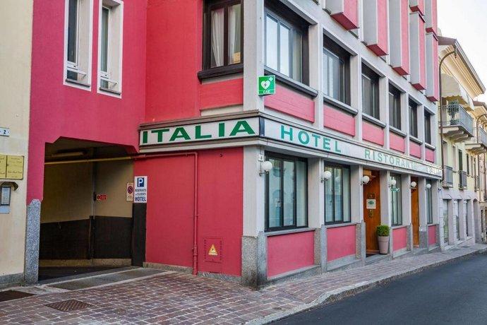 Hotel Italia Stradella