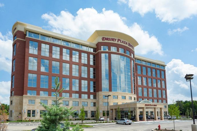 Drury Plaza Hotel Indianapolis Carmel