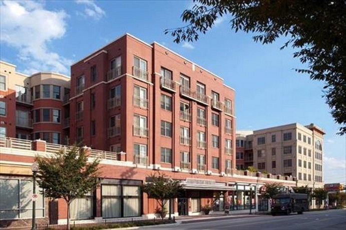 Luxury Apartments at Bethesda Row